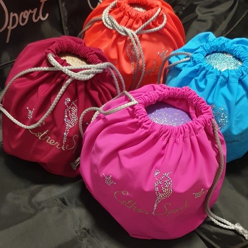 Chaccot practice gym ball with cover Esther Sport