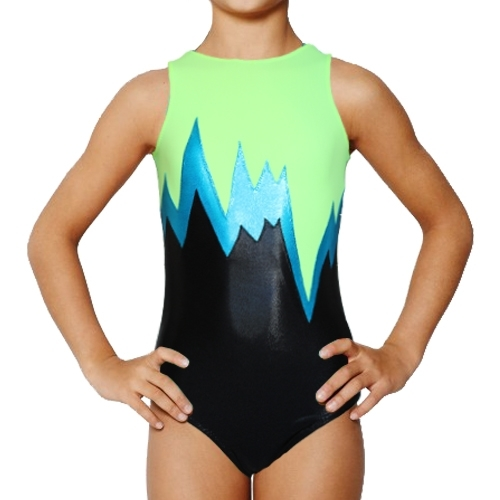 Leotard Green Lightning