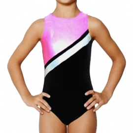 Leotards for artistic and general gymnastics