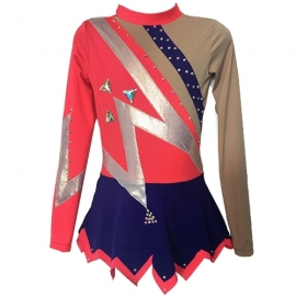 Competition leotard Barcelona