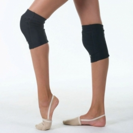 Black Knee Pads Protectors