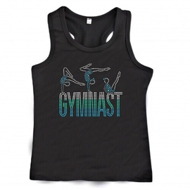 T-shirt for artistic gymnastics