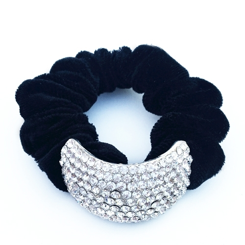 Hair band with crystals