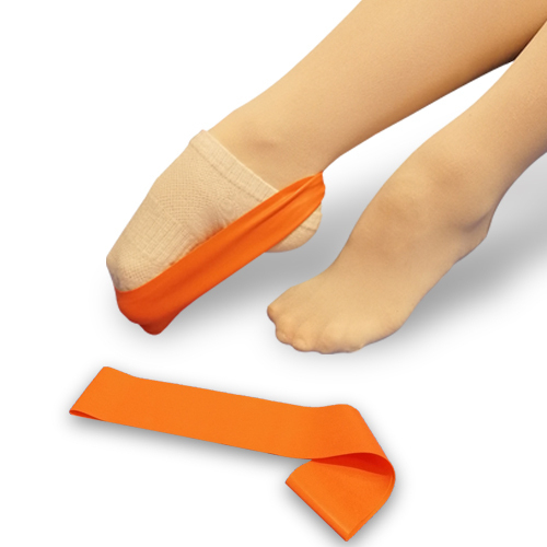 Elastic bands for Instep stretch - 1 pair