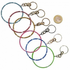 Mini hoop key ring PASTORELLI