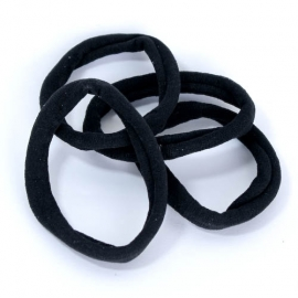 Elastic hair tie set