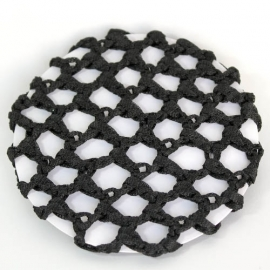 Hair net scrunchies