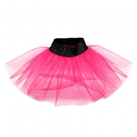 Girl's Bilayer Tutu Skirt
