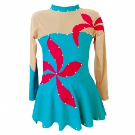 Rhythmic gymnastic leotard PETALS