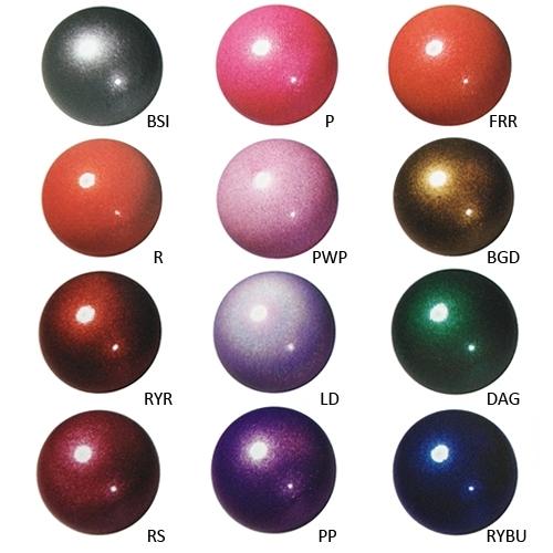 Professional Ball For Rhythmic Gymnastics Galaxy Bright