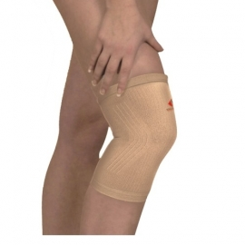 Knee supporter for fixing the knee-joint