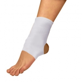 Elastic medical foot bandage