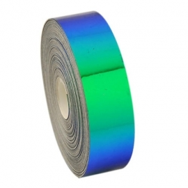LAZER adhesive tape to decorate hoops and clubs for rhythmic gymnastics